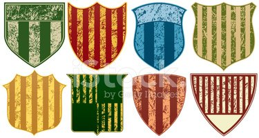 Shield,Grunge,Coat Of Arms,...