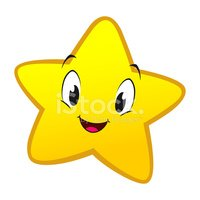Smiley Face,Star Shape,Smil...