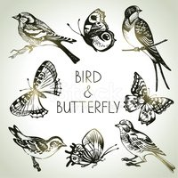 Retro Revival,Butterfly - I...