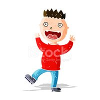 Cheerful,Doodle,Clip Art,Dr...
