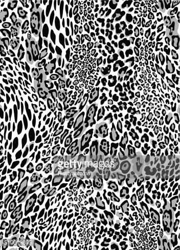 animal skins coloring pages - photo#23