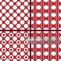 Red,Circle,Pattern,Striped,...