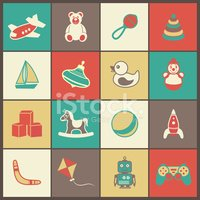 Toy,Vector,Ilustration,Baby...