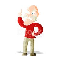 Scolding,Grandfather,offici...
