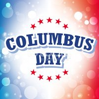 Columbus Day,Greeting Card,...