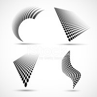 Curve,Spotted,Shape,Square,...