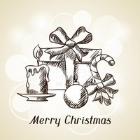 Christmas,Greeting Card,Tra...