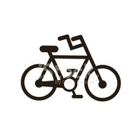 Youth Culture,Symbol,Bicycl...