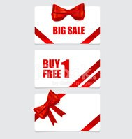 Bow,Red,Christmas,Birthday,...