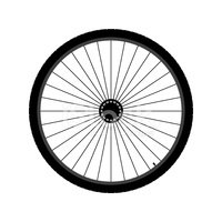 Wheel clipart motorcycle wheel, Wheel motorcycle wheel Transparent FREE for  download on WebStockReview 2020