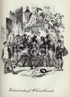 Charles Dickens,Engraving,I...