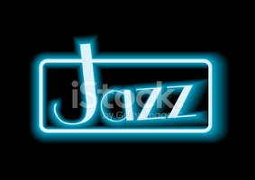 Jazz,Sign,Urban Scene,Night...
