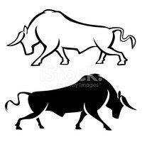 Bull Illustrations