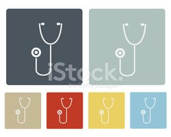 Stethoscope,Vector,Equipmen...