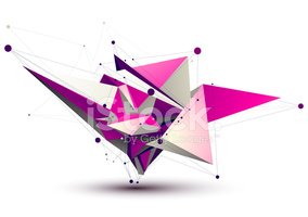 Magenta contemporary eps8 technology construction, abstract