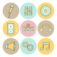 MP3 Player,Music,Vector,Ret...