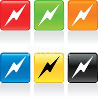 Lightning,Bolt,Symbol,Thund...