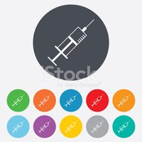 Injecting,Laboratory,Sign,S...