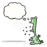 Frog,Thought Cloud,Thought ...