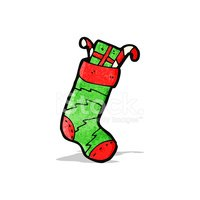 Christmas,Cheerful,Sock,Ful...