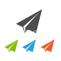 Origami,Airplane,Shape,Abst...