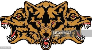Wolf angry PNG Clipart.