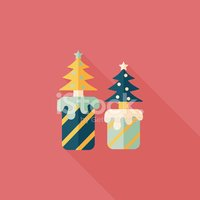 Ilustration,Holly,UI,Gift,C...