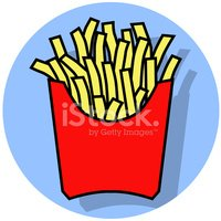 French Fries,French Culture...
