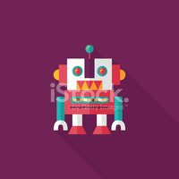Robot,Toy,Collection,Ilustr...
