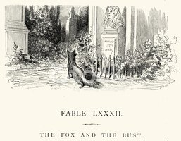 Fox,Engraved Image,Art And ...