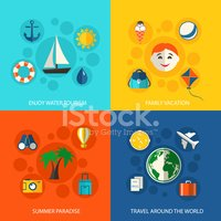 Journey,Beach,Infographic,F...
