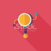 Red,Toy,Spinning,Vector,Sin...