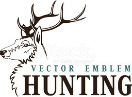 Elk,Hunting,Old-fashioned,V...