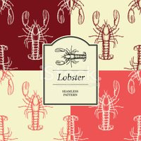 Lobster,Claw,Pattern,Crusta...