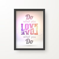 Quote,Wall,Picture Frame,Po...
