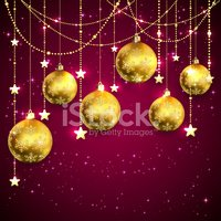 Gold Colored,Sphere,Christm...