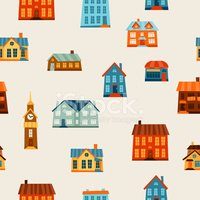 Town,House,City,Pattern,Res...