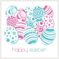 Easter,Happiness,Pattern,Sp...