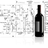 Wine,Bottle,Label,Vector,De...