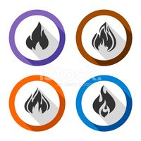flammable,Symbol,Abstract,F...