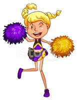 Pom-Pom,Performer,Cheerlead...