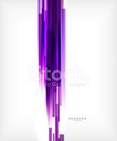 Abstract,Purple,Straight,Mu...