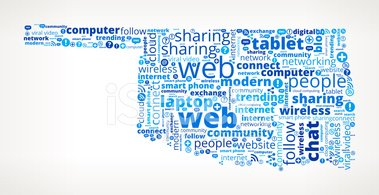 Oklahoma on Modern Communication and Technology Word Cloud