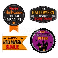 Label,Halloween,Retail,Busi...
