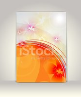 Book Cover,Flower,Painted I...
