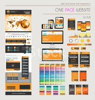Web Page,Homepage,Ux,templa...