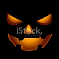 Pumpkin,Vector,Halloween,Da...