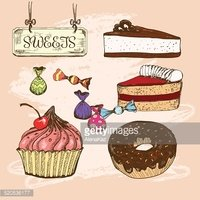 Food,Candy,Cake,Lunch,Cooki...