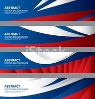 Abstract Russian Flag Background, Russia Art(Vector Art)