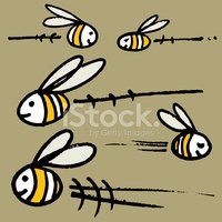 Bee,Busy,Insect,Bumblebee,C...